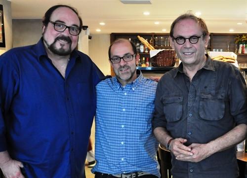Rubens Ewald Filho, Marcos Santuario e José Wilker repetem a curadoria de 2012