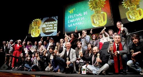 Vencedores do 41º Festival de Cinema de Gramado foram conhecidos no sábado (17). Foto: Cleiton Thiele/PressPhoto