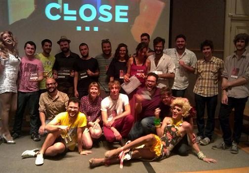 Cerimônia de premiação do CLOSE 2013 aconteceu neste domingo (08), no Museu dos Direitos Humanos do Mercosul, em Porto Alegre