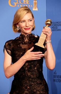 Cate Blanchett é a melhor atriz em drama por Blue Jasmine. Já dá para entregar o Oscar?