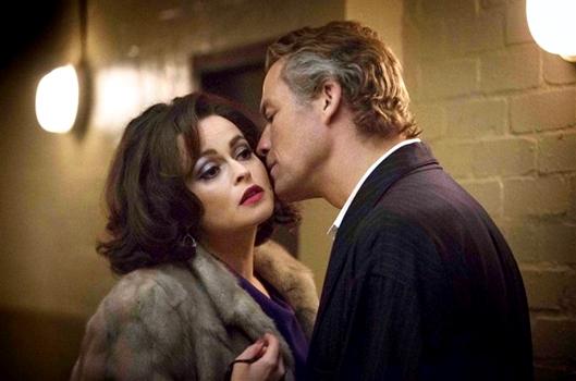 Em Burton e Taylor, Helena Bonham Carter e Dominic Weston interpretam o célebre casal Elizabeth Taylor e Richard Burton