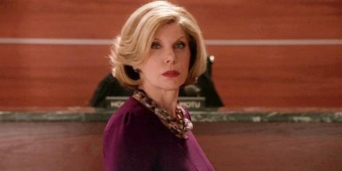 Na quinta temporada, Christine Baranski teve os seus melhores momentos como Diane Lockhart em toda a série