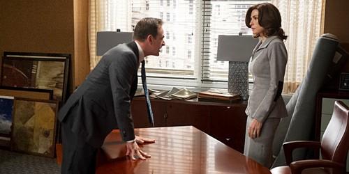Episódios como Hitting the Fan provam o porquê de The Good Wife ser uma das melhores séries em exibição mesmo depois de cinco anos