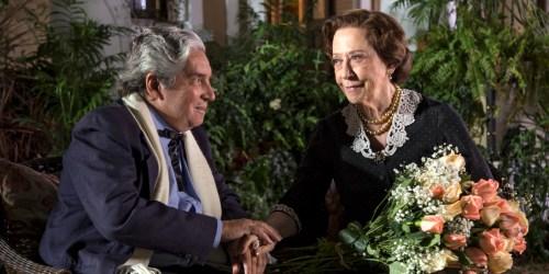 Em Infância, de Domingos Oliveira, Fernanda Montengro é a matriarca de uma nobre família carioca dos anos 1950.