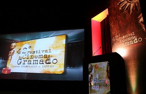 Toda infraestrutura do evento já está disponível para os moradores de Gramado. Foto: Edison Vara/Pressphoto
