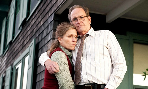 Em Olive Kitteridge, Frances McDormand e Richard Jenkins são complementos perfeitos para personagens extremamente distintos