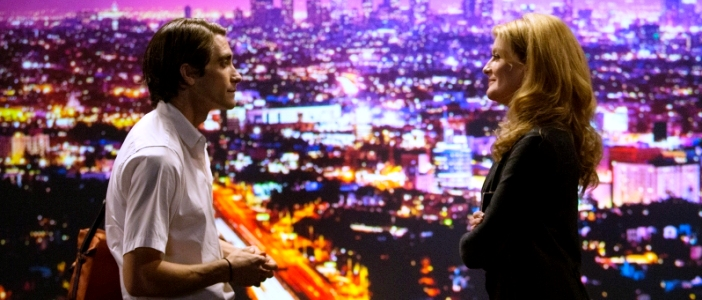 Com uma carreira cada vez melhor e mais prolífera, Jake Gyllenhaal tem um de seus melhores desempenhos em O Abutre