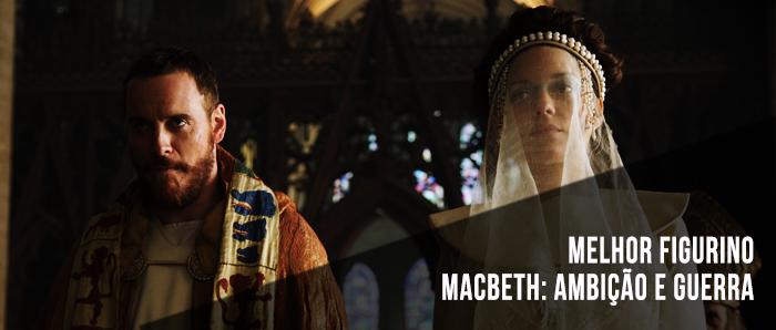 Melhor Figurino - Macbeth