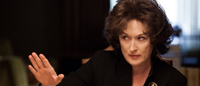 MERYL STREEP stars in AUGUST: OSAGE COUNTY